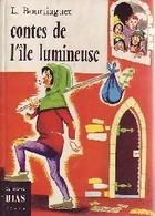 Contes De L'île Lumineuse De Léonce Bourliaguet (1960) - Books, Magazines, Comics