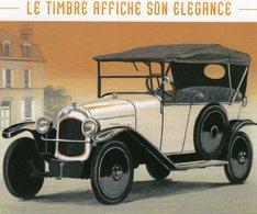 Citroen Type A 10hp  -  1919  -  CPM - Voitures De Tourisme