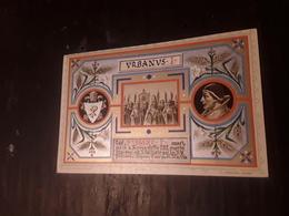 Cartolina Postale Illustrata1903, Su Miniature Di L. Ferroni, Serie 21, I Sommi Pontefici Romani - Papi