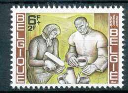 NB - [71576]SUP//**/Mnh-Belgique 1963, Contre La Faim, Le Pain - Alimentation