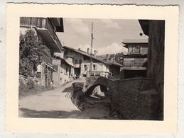Mégève - à Situer - 1952 - Photo 7.5 X 10 Cm - Lieux