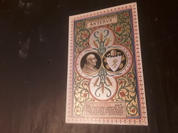 Cartolina Postale Illustrata1903, Su Miniature Di L. Ferroni, Serie 21, I Sommi Pontefici Romani - Papas
