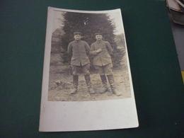 Carte Postale Photographie Soldat Militaire Guerre 14/18 - War 1914-18