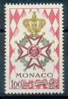 NB - [73756]TB//**/Mnh-N° 490, Centenaire De L'Ordre De Saint-Charles. - Monaco