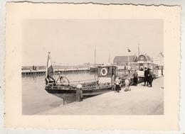 Uitstap Op Het Eiland Marken - Boot - April 1949 - Foto 7.5 X 10 Cm - Boten
