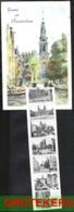 AMSTERDAM Leporello Met 8 Beeldjes 1950 - Amsterdam
