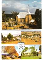 South Africa - 2 Cards - Hermannsburg Greytown District - NATAL - Lutheran Church - School - Südafrika