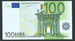 100 EURO GRIECHENLAND  P005E1 / Y  RARE! AUNC - EURO