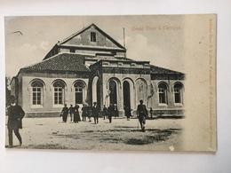 AK  MONTENEGRO   CRNA GORA    CETTIGNE   CETINJE  PRE - 1904 - Montenegro