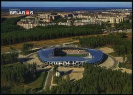 "Postcard. Belarus. Borisov City. Stadium ""Borisov - Arena "". Stade Estadio Stadion Stadio. - Stades"