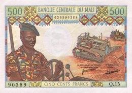 Mali 500 Francs, P-12d - UNC - Mali