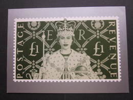 2000 THE 'STAMP SHOW 2000' MINIATURE SHEET STAMPS 1 P.H.Q. CARD ONLY UNUSED, ISSUE No. PSM 03b - 1952-.... (Elizabeth II)