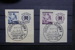 ALLEMAGNE - Oblitérations Temporaire Sur Supports En 1941 Au Profit De La Croix Rouge - L 39049 - Allemagne