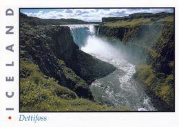 1 AK Island * Der Dettifoss - Der Größte Wasserfall Im Nordosten Islands Und Der Leistungsstärkste Wasserfall Europas * - Island