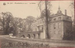 Moerkerke Kasteel Chateau (In Zeer Goede Staat) - Damme
