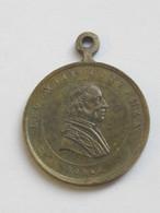 Médaille Du Pape LEO XII - Pont - Max - Romae  **** EN ACHAT IMMÉDIAT **** - Royaux/De Noblesse