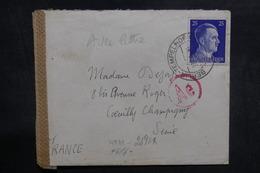 ALLEMAGNE - Enveloppe De Berlin Pour La France Avec Contrôle Postal - L 39054 - Allemagne