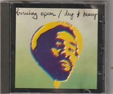 CD  BURNING SPEAR  Dry And Heavy     Etat: TTB Port 110 GR - Reggae