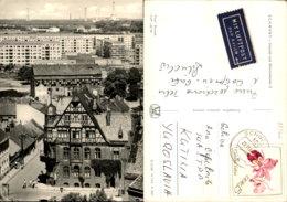 SCHWEDT,GERMANY POSTCARD - Schwedt