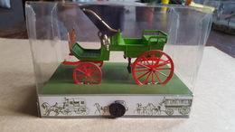 Brumm - 1:43 - Koetsen En Paarden - Historical Carriage, Nr 9 Phaeton (1850), Groen - Brumm