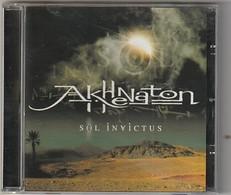 CD  AKHENATON  Sol Invictus    Etat: TTB Port 110 GR - Rap & Hip Hop