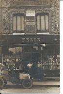 Beuzeville-Magasin Felix Epicerie. - Francia