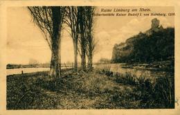 Limburg Am Rhein  Ruines Ed Kuntz Guebwiller - Germany