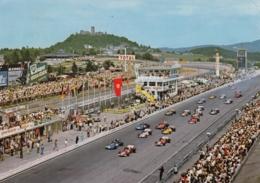 AK - Nürnburgring - Rennstrecke  - Formel 1 - Start - 1972 - Grand Prix / F1