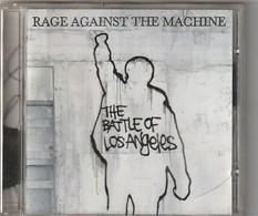 CD  RAGE AGAIHST THE MACHINE  The Battle Of Los Angeles   Etat: TTB Port 110 GR - Rock