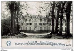 GOSSELIES - Kasteel - Château Du Chapois - Charleroi
