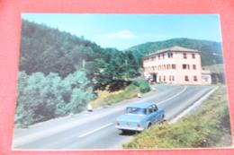 Genova Passo Del Bocco Ristorante Lusardi 1970 + Auto Fiat 1100 - Other Cities