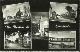Un Bonjour De Sourbrodt.   (2 Scans) - Waimes - Weismes