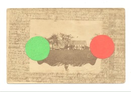 A VOIR ! Photo Carte D'une Ferme En 1917 (censure) HENRI - CHAPELLE , Welkenraedt Vers Thimister  (b257) - Welkenraedt