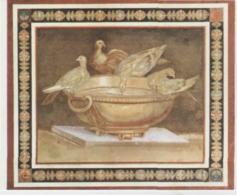 Postcard - Roma - Musei - Mosaico Delle Colombecard No.76 - Unused Very Good - Unclassified