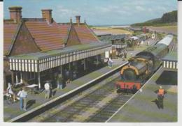 Postcard - Weybourne Station And Peckett, North Norfolk Railway, Card No.nn30 - Unused Very Good - Unclassified