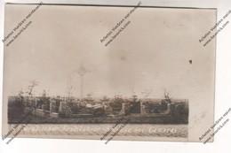 CARTE PHOTO Militaria WW1 CAMBRAI (59) : Grab Einer Kraftfahrer-kolonne Bei Cambrai (monument Aux Morts) - Guerra 1914-18