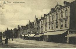 Arlon -- Avenue Des Voyageurs.     (2 Scans) - Arlon