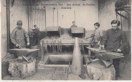 Vakschool Der Aalmoezeniers Van Den Arbeid, Sint-Truiden - Smederij - Uitg. Elvire Van West, St Truiden - Ecoles