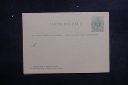 BELGIQUE - Entier Postal Non Circulé - L 39072 - Postales [1871-09]