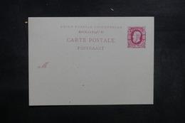 BELGIQUE - Entier Postal Non Circulé - L 39074 - Postales [1871-09]