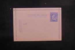 BELGIQUE - Entier Postal Non Circulé - L 39075 - Letter-Cards