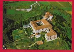 CARTOLINA VG ITALIA - ABANO TERME (PD) - SAN DANIELE - Monastero Benedettino - Veduta Aerea - 10 X 15 - 1983 - Padova