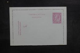 BELGIQUE - Entier Postal Non Circulé - L 39085 - Letter-Cards