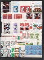 MESSICO   1978 -  Annata Quasi Cpl. 31v. In Belle Quartine Nuovi** Perfetti - Messico