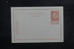 BELGIQUE - Entier Postal Non Circulé - L 39087 - Letter-Cards