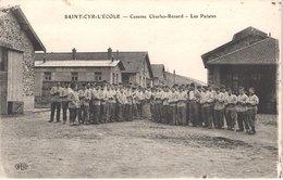 FR78 SAINT CYR L'ECOLE - Caserne Charles Renard - Les Patates - Animée - Belle - St. Cyr L'Ecole
