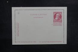 BELGIQUE - Entier Postal Non Circulé - L 39088 - Letter-Cards