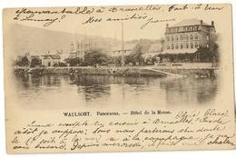 14 -Waulsort - Panorama - Hôtel De La Meuse - Hastière