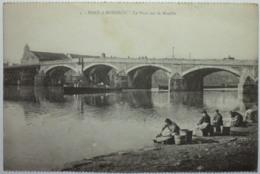PONT A MOUSSON Pont Sur La Moselle - Pont A Mousson