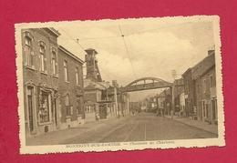 C.P. Montignies-sur-Sambre =  Chaussée  De  Charleroi - Charleroi